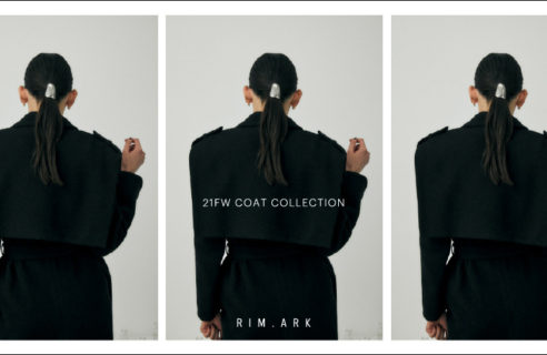 RIM.ARK【21FW OUTER COLLECTION】