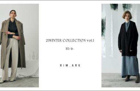 RIM.ARK 【10/6 order start new item】
