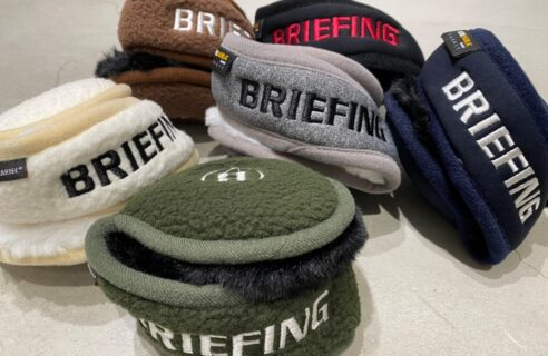 BRIEFING 【 RECOMMEND ITEM 】