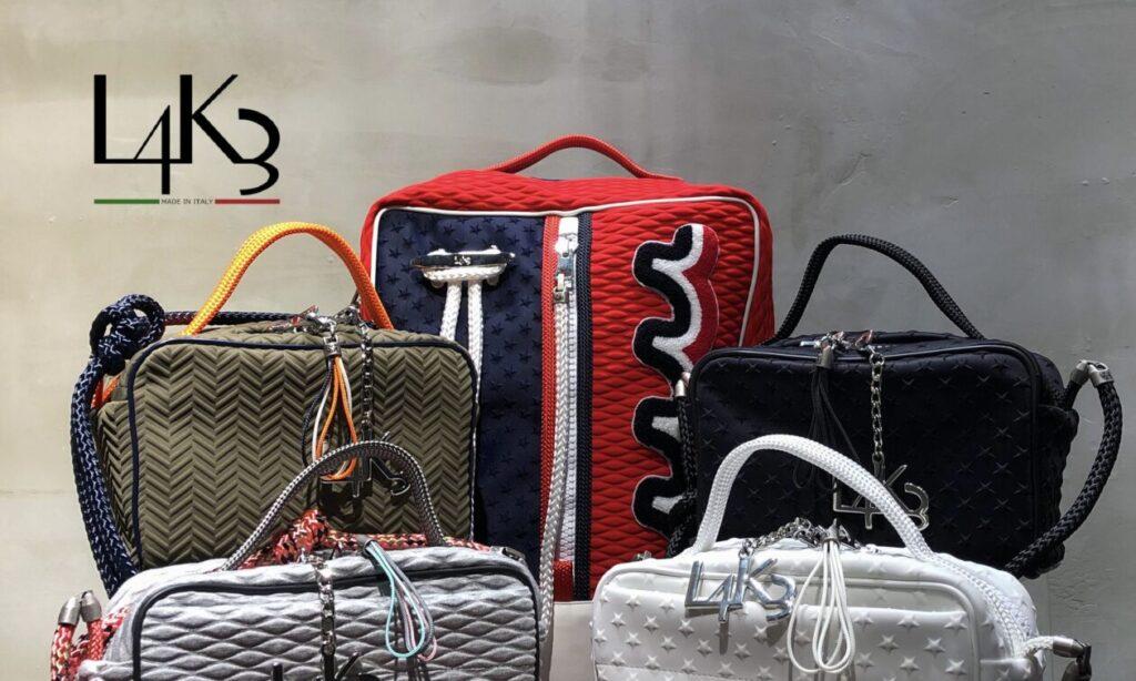 """【L4K3 / レイク】""""New Neoprene Bag"""""""