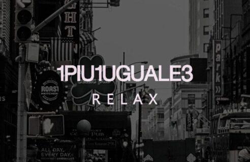 【1piu1uguale3 RELAX/ウノピュウウノウグァーレトレ リラックス】新作セットアップ‼︎