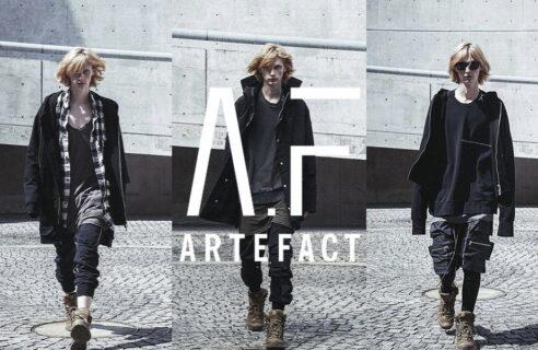 【A.F ARTEFACT/エーエフ アーティファクト】ROYAL FLASH 別注アイテム‼︎