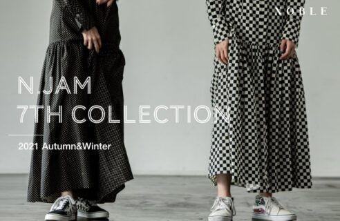 N.Jam 7th Collection START!!