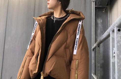 【KHRISJOY】 Padded Jacket